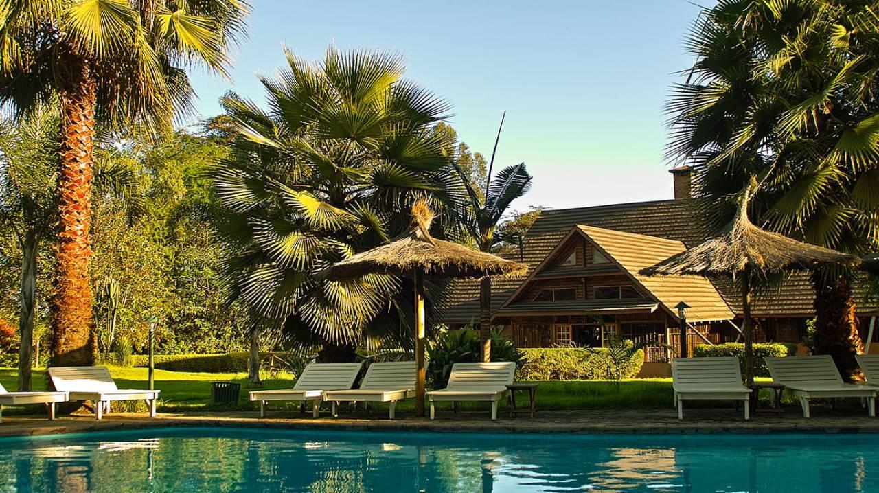 Arumeru River Lodge - Tanzania safari - Proud African Safaris