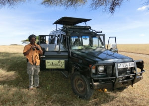 Safari naturalist guides Tanzania Safari - Proud African Safaris