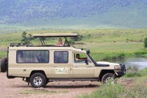 Comfortable safari vehicles Tanzania Safari - Proud African Safaris