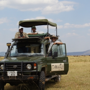 Customized Tanzania Safari vehicles - Proud African Safaris