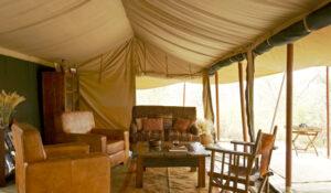 Tarangire National Park Olivers camp at Proud African Safaris