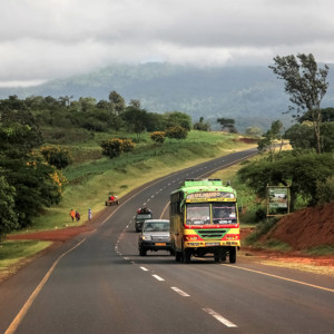 road links popular Tanzania destinations