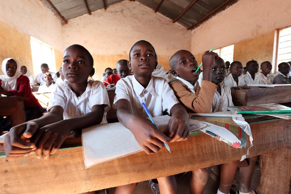 empowering schools in tanzania