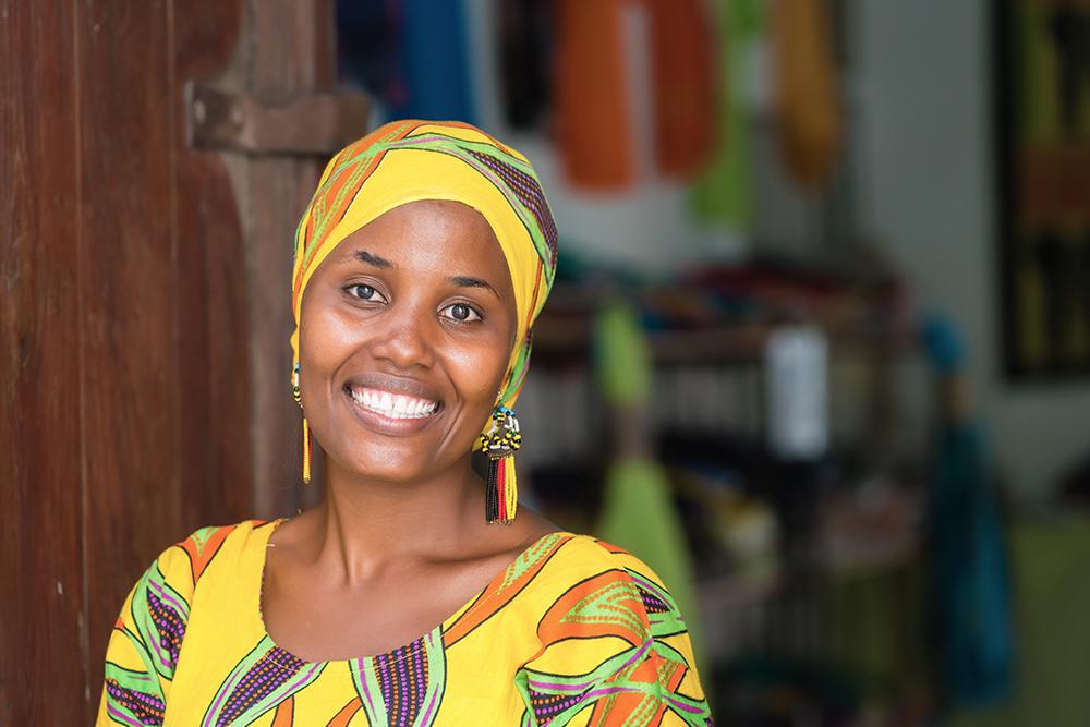empowering women in Tanzania
