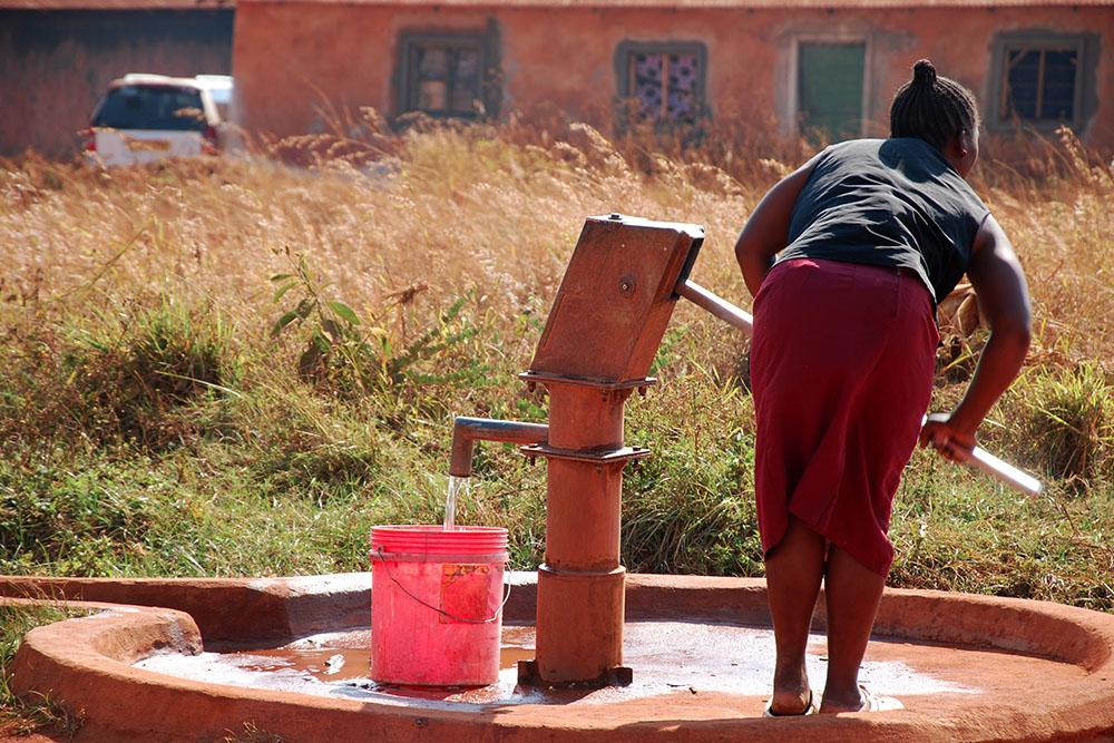 water crisis in tanzania